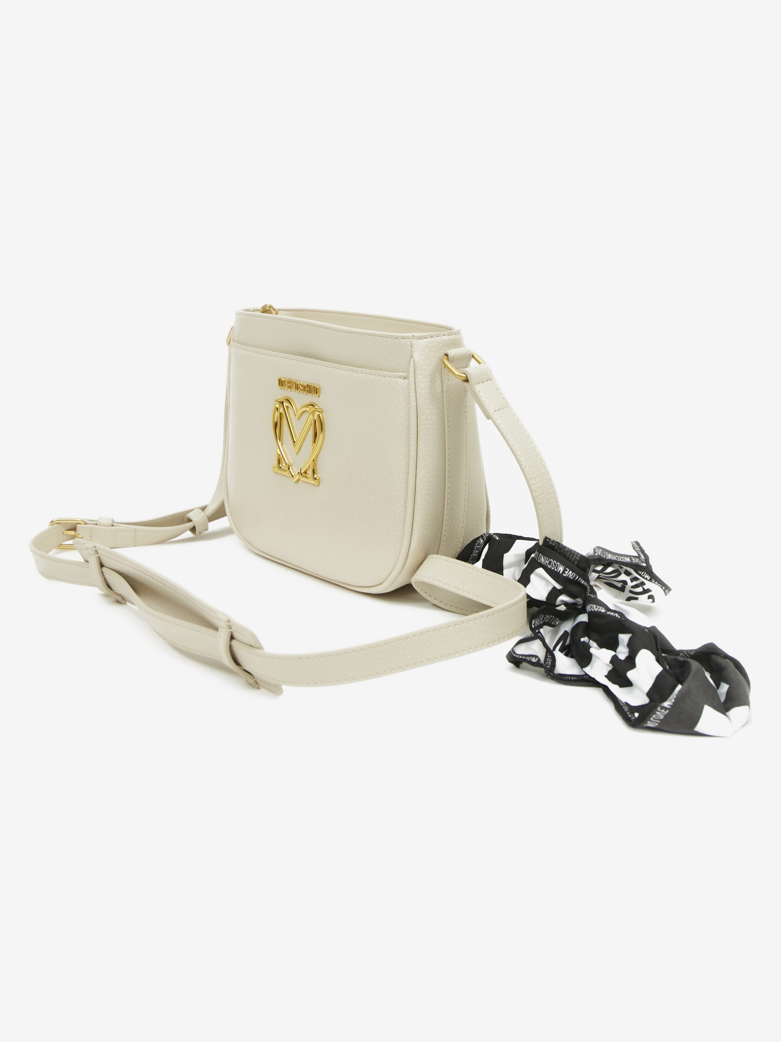 Love Moschino Ženske torbice bela