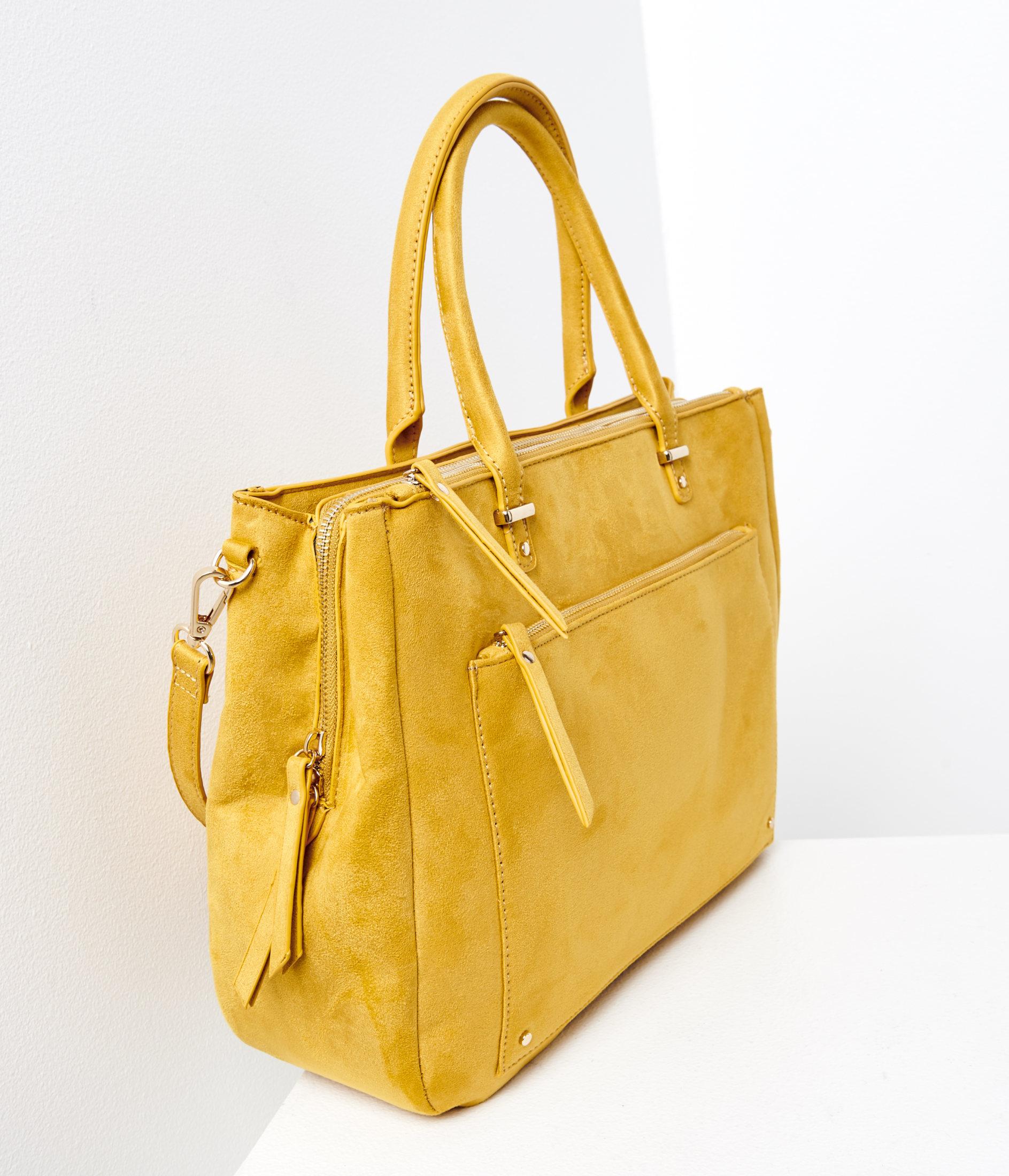 CAMAIEU Ženske torbice rumena