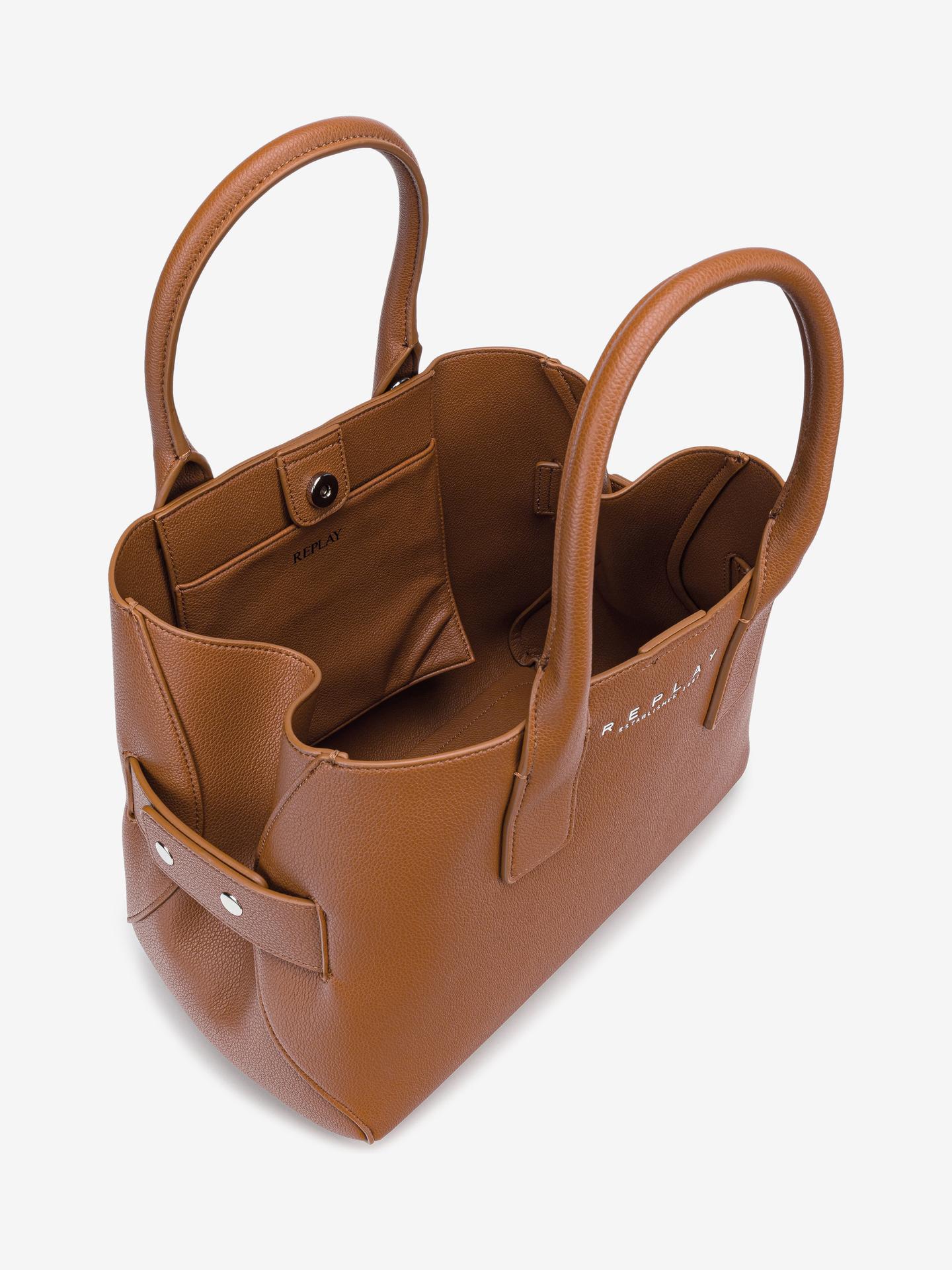 Replay Ženske torbice rjava