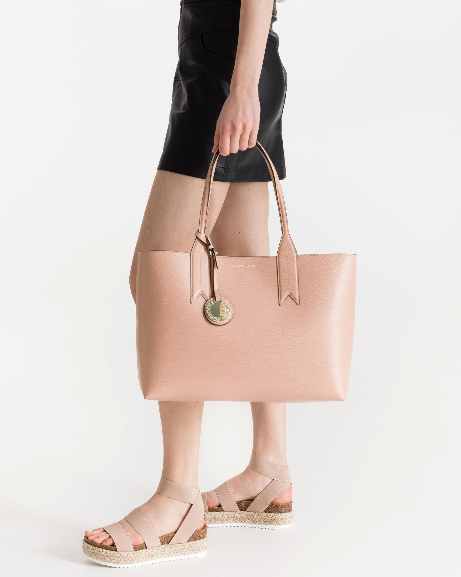 Emporio Armani Ženske torbice roza