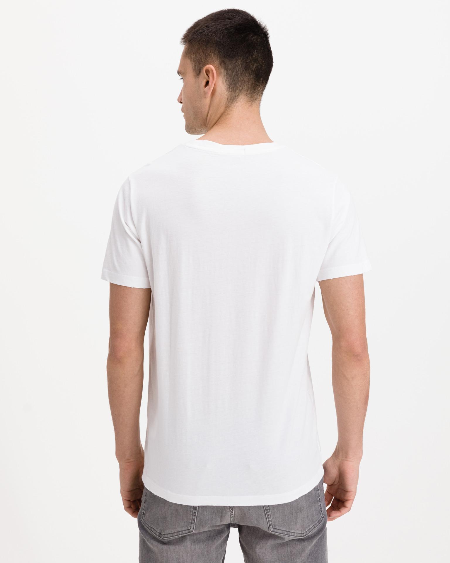 Replay Ženske majice bela  Jeans