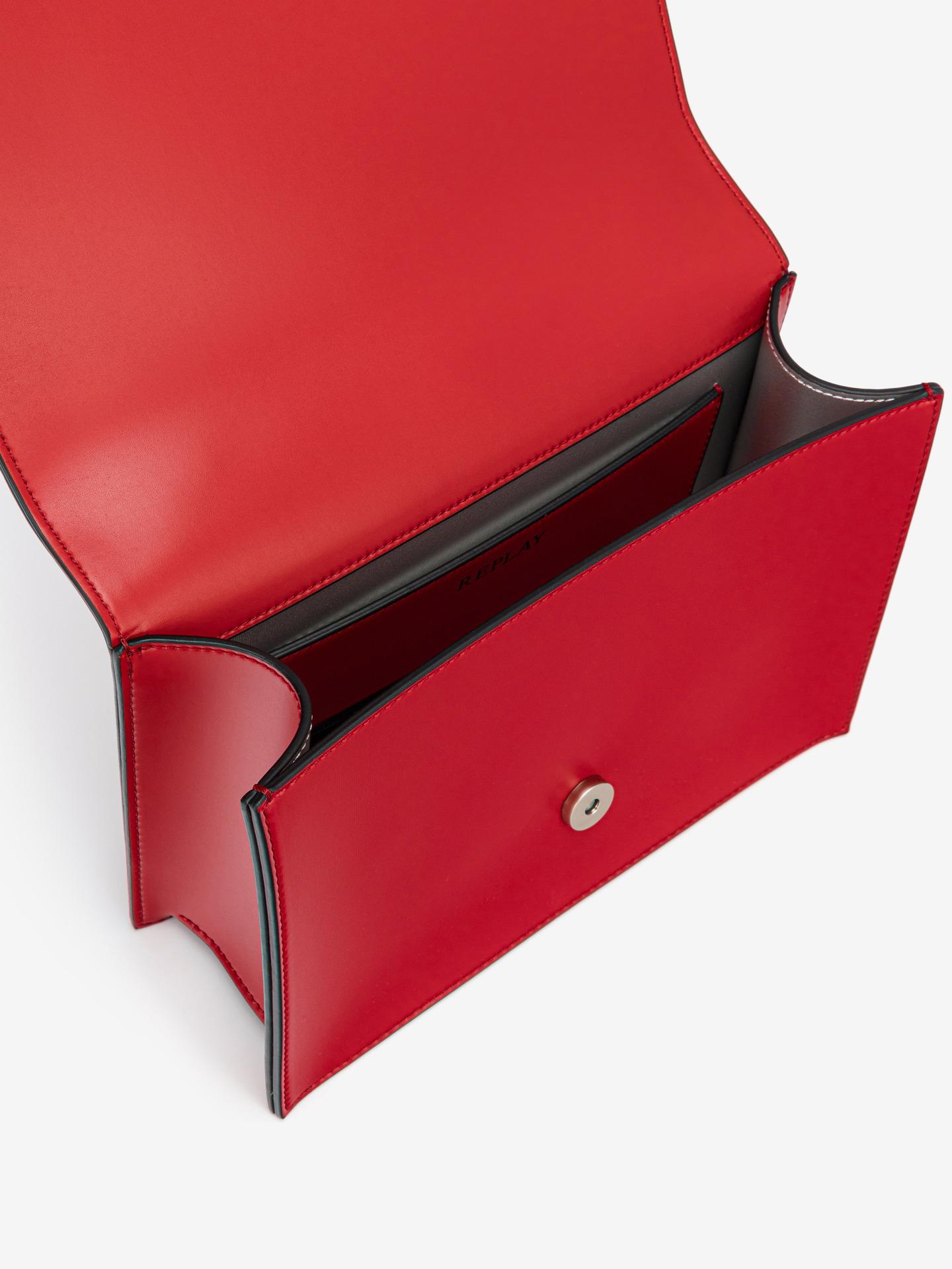 Replay Ženske torbice rdeča