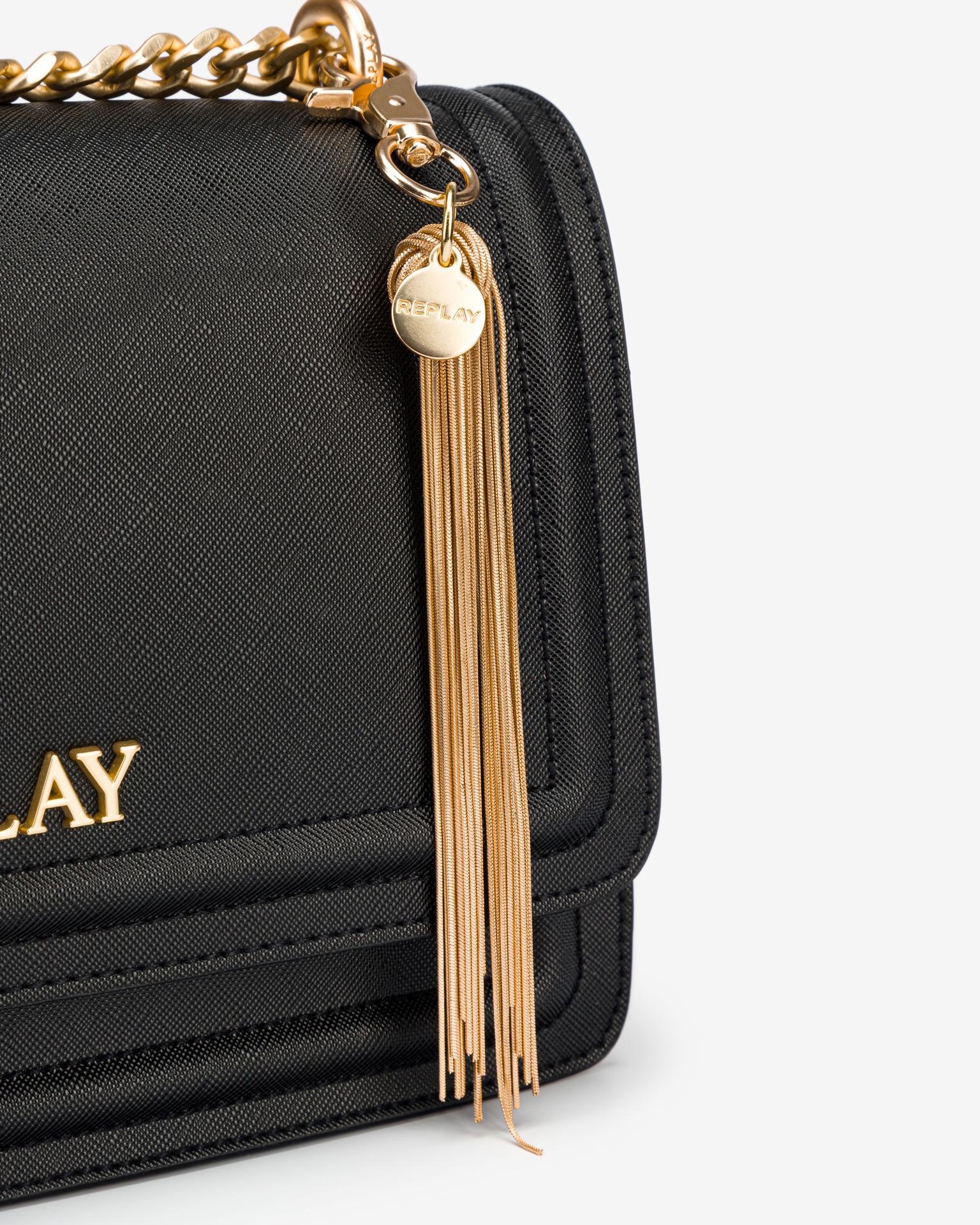Replay Ženske torbice črna