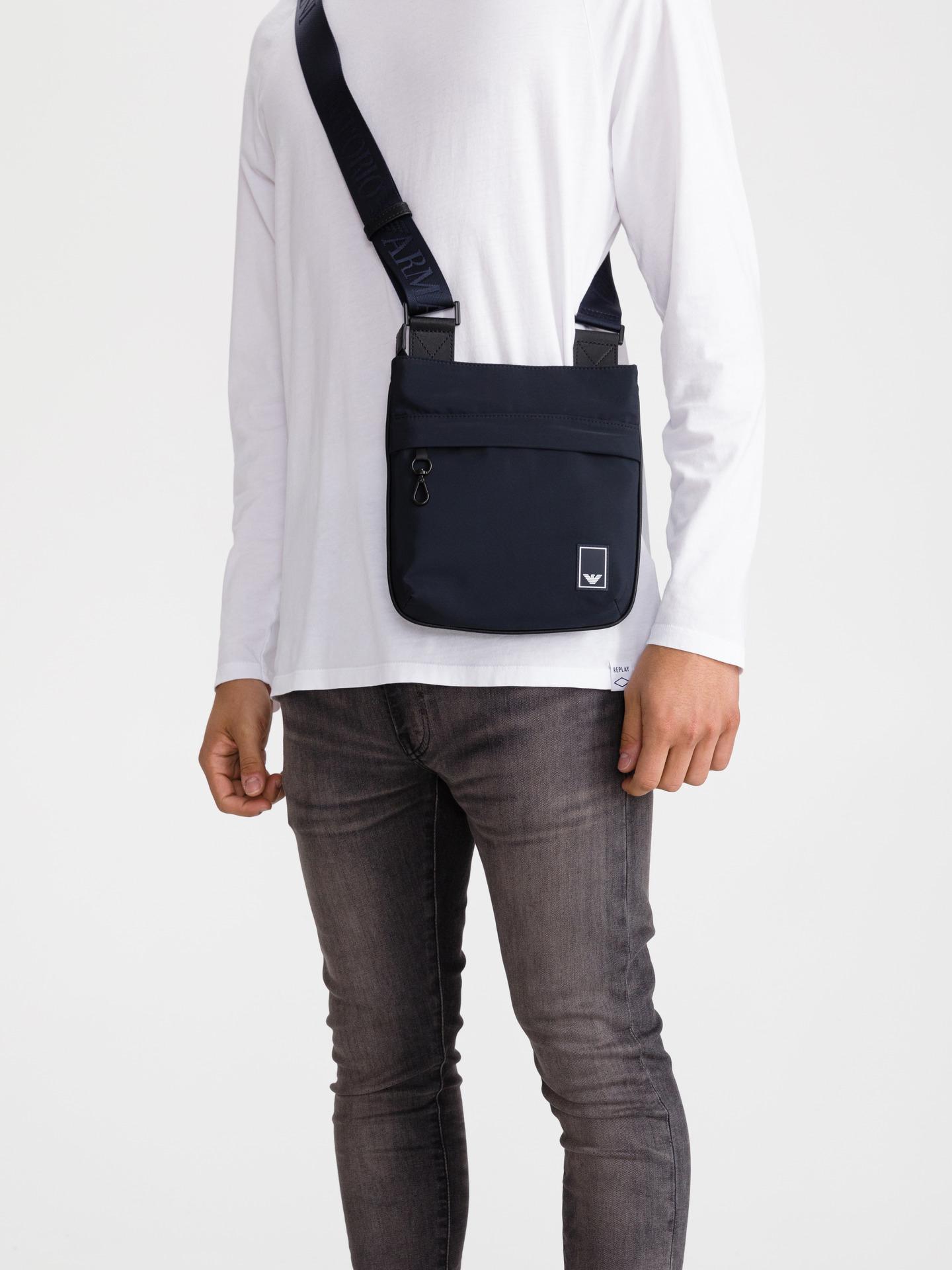 Emporio Armani Ženske torbice modra