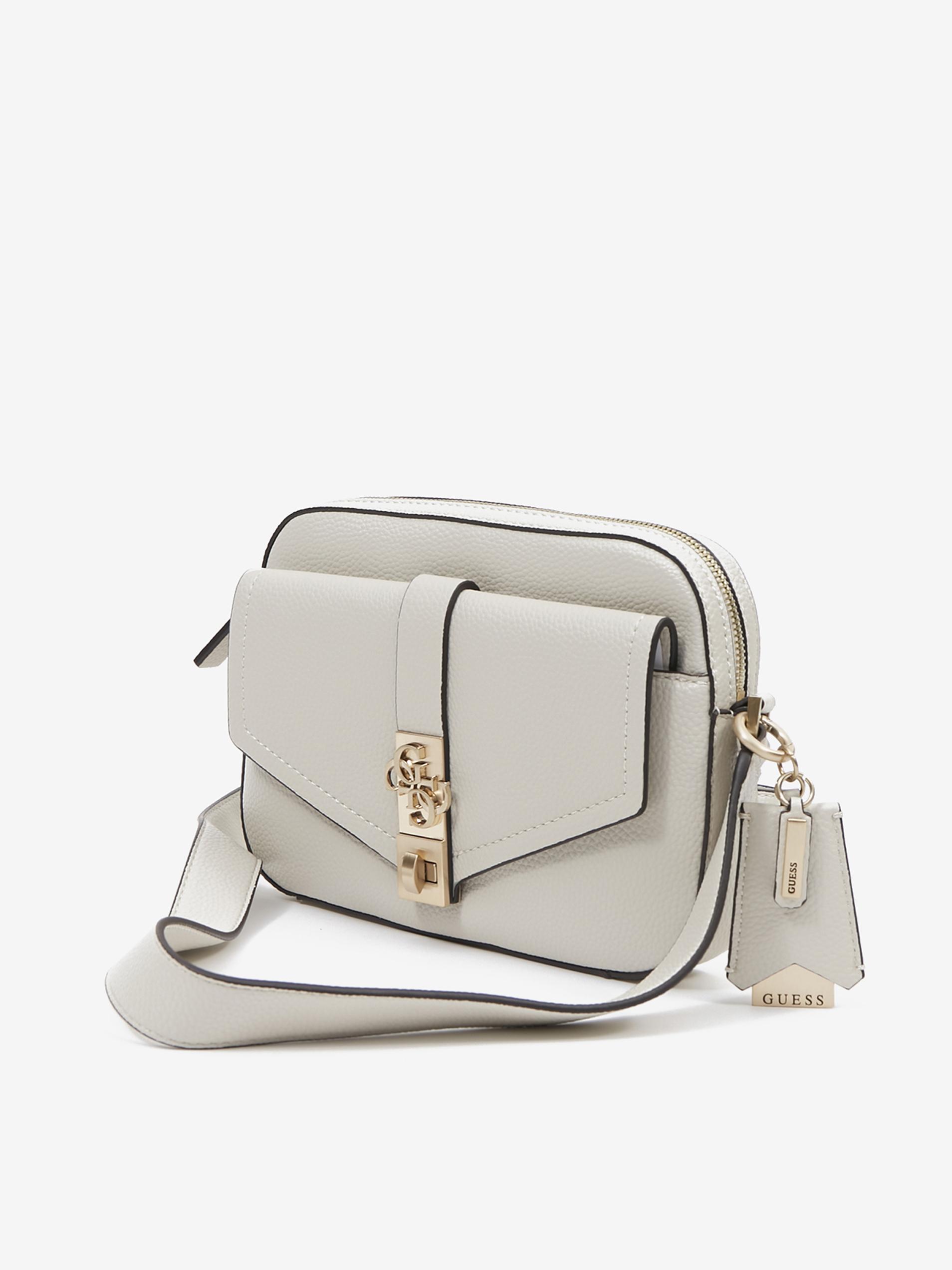 Guess Ženske torbice zlata Kabelka
