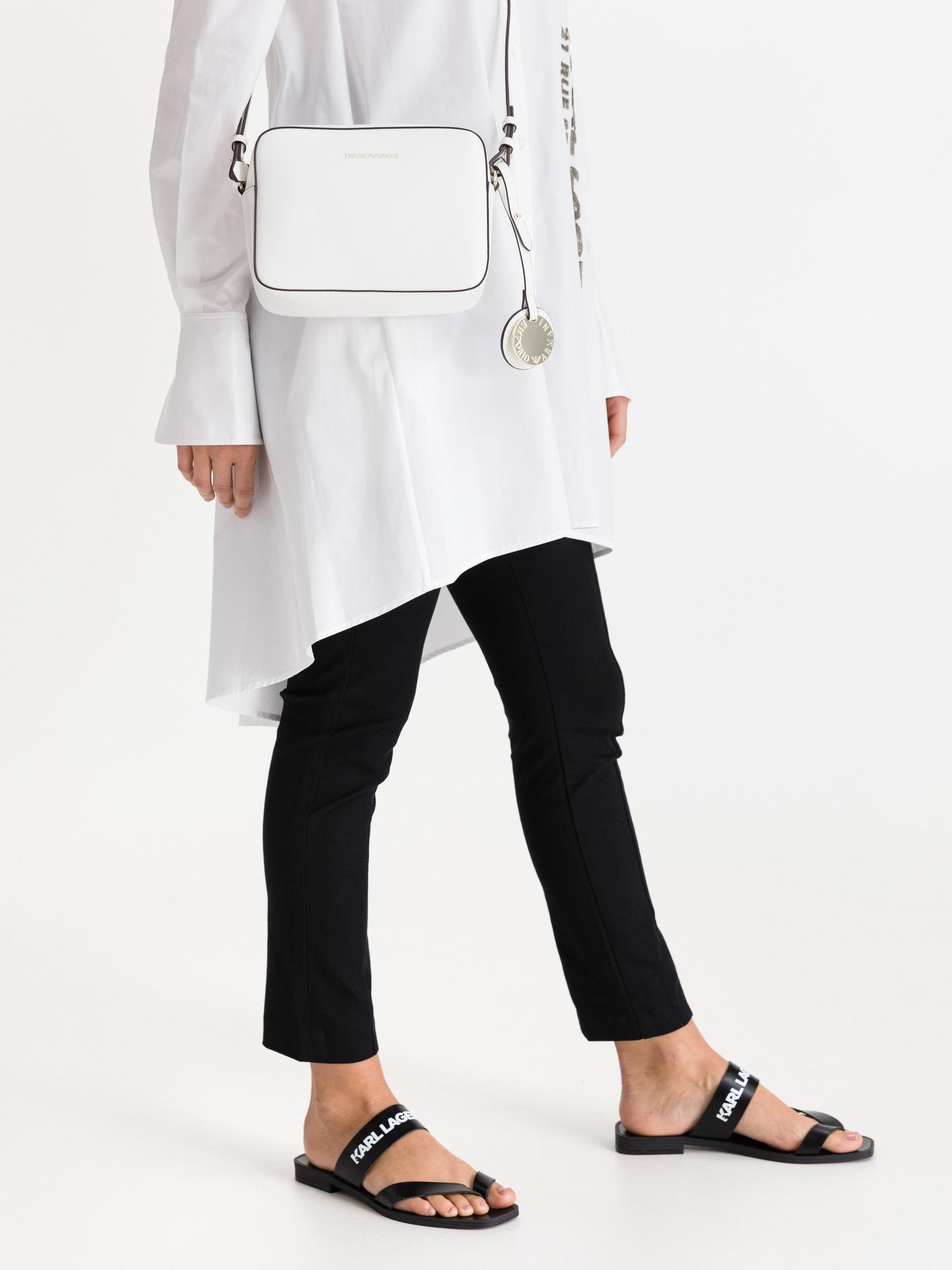 Emporio Armani Ženske torbice bela