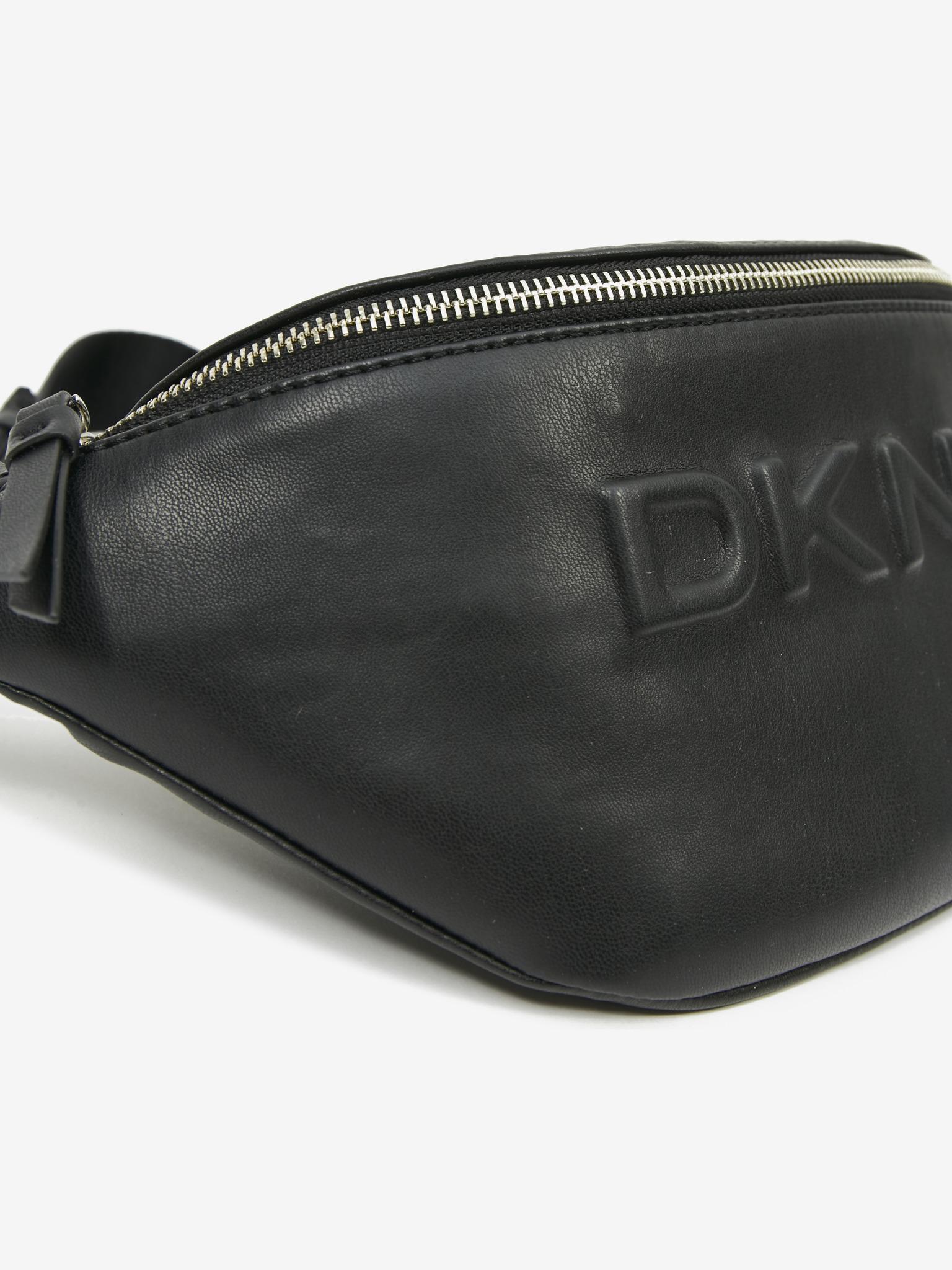 DKNY Ženske torbe okoli pasu črna Ledvinka