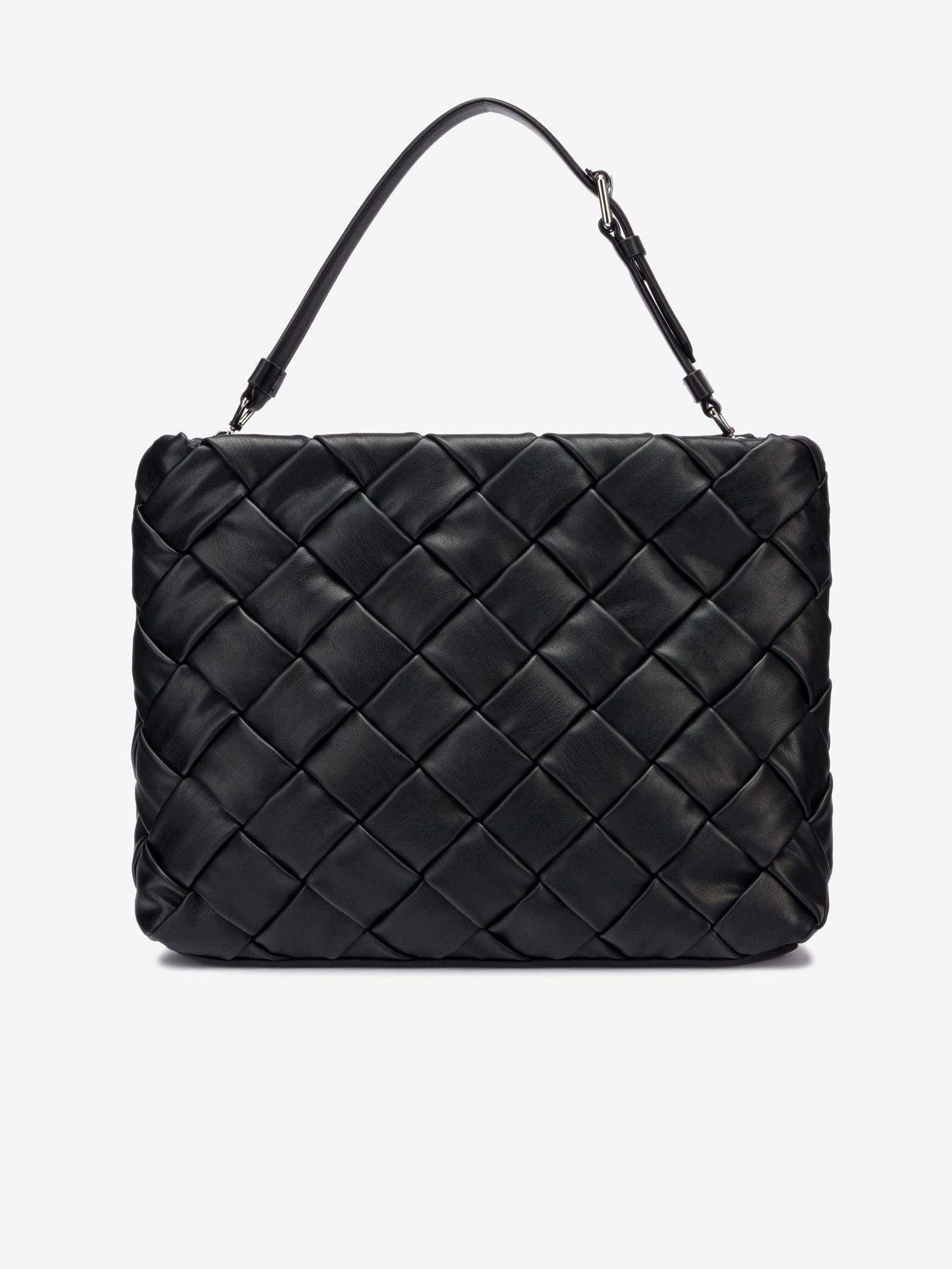 KARL LAGERFELD Ženske torbice črna  Braid