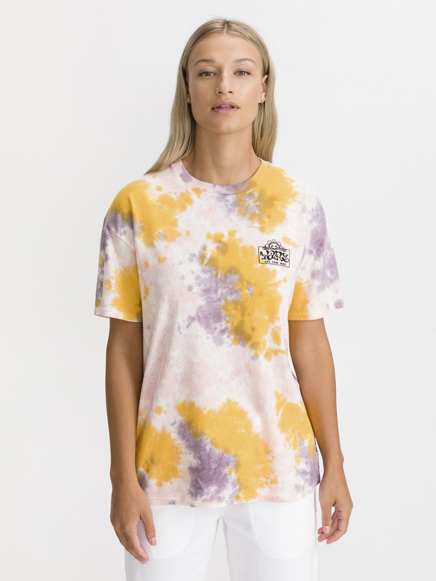 VANS Ženske majice rumena Mascy