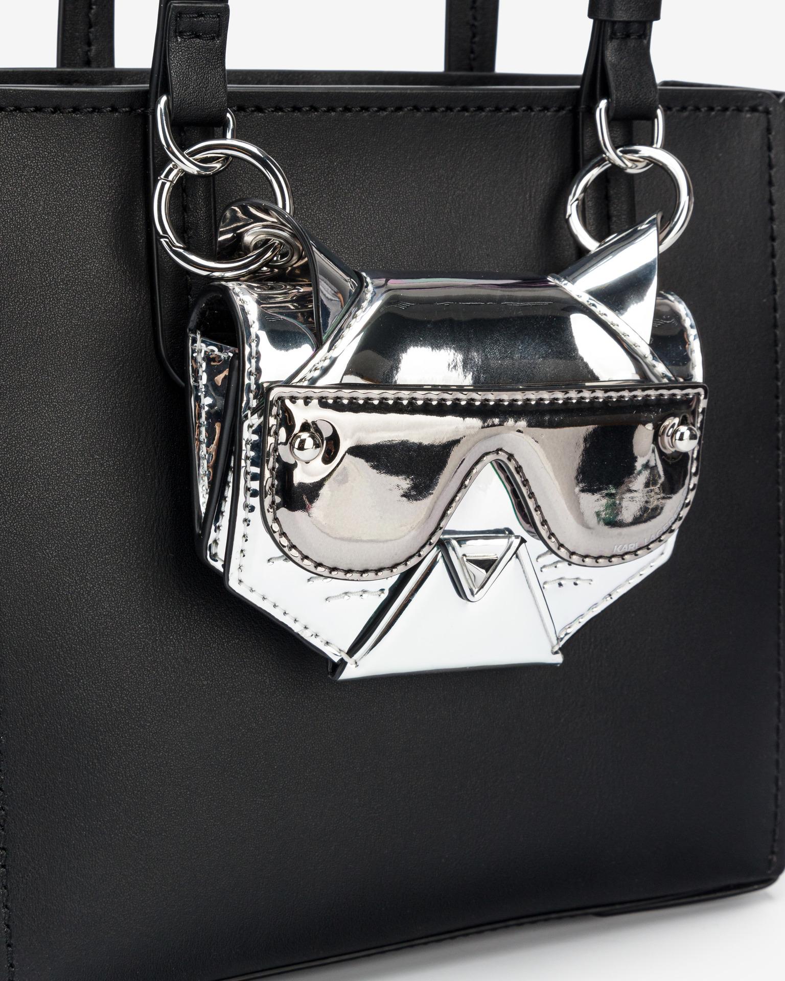 KARL LAGERFELD Ženske torbice črna  Choupette