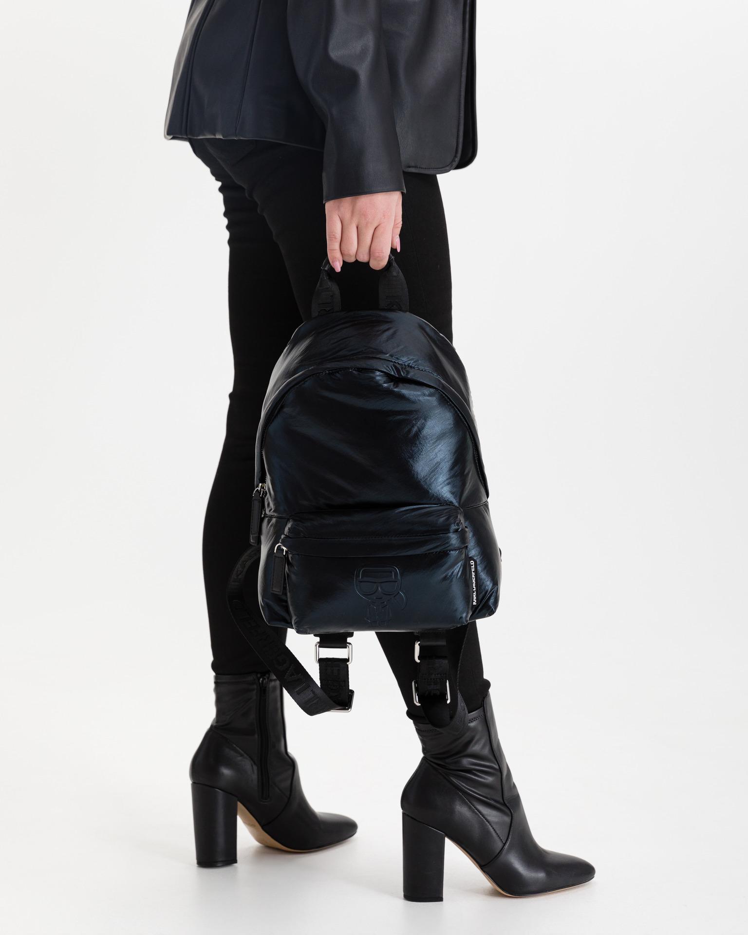 KARL LAGERFELD Ženski nahrbtniki črna Batoh