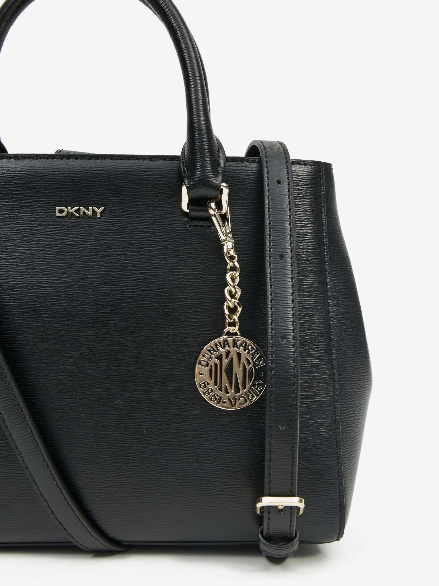 DKNY Ženske torbice črna  Medium