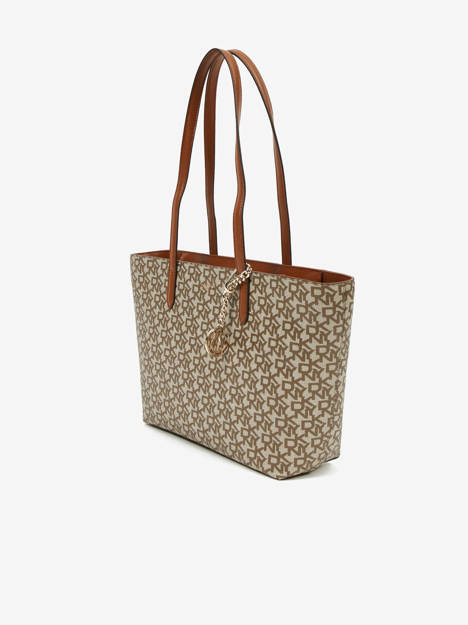 DKNY Ženske torbice rjava  Medium