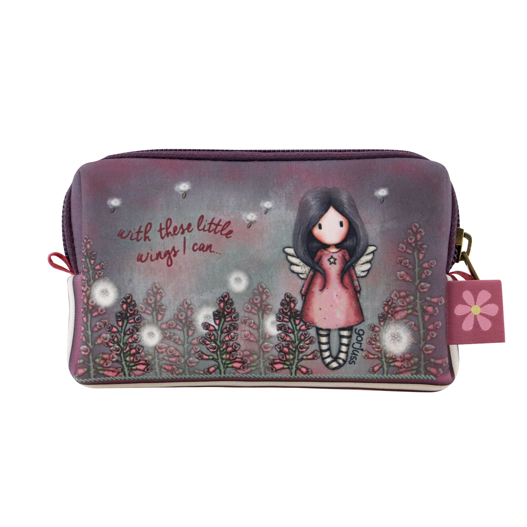 Santoro majhne neopren etui Gorjuss Little Wings