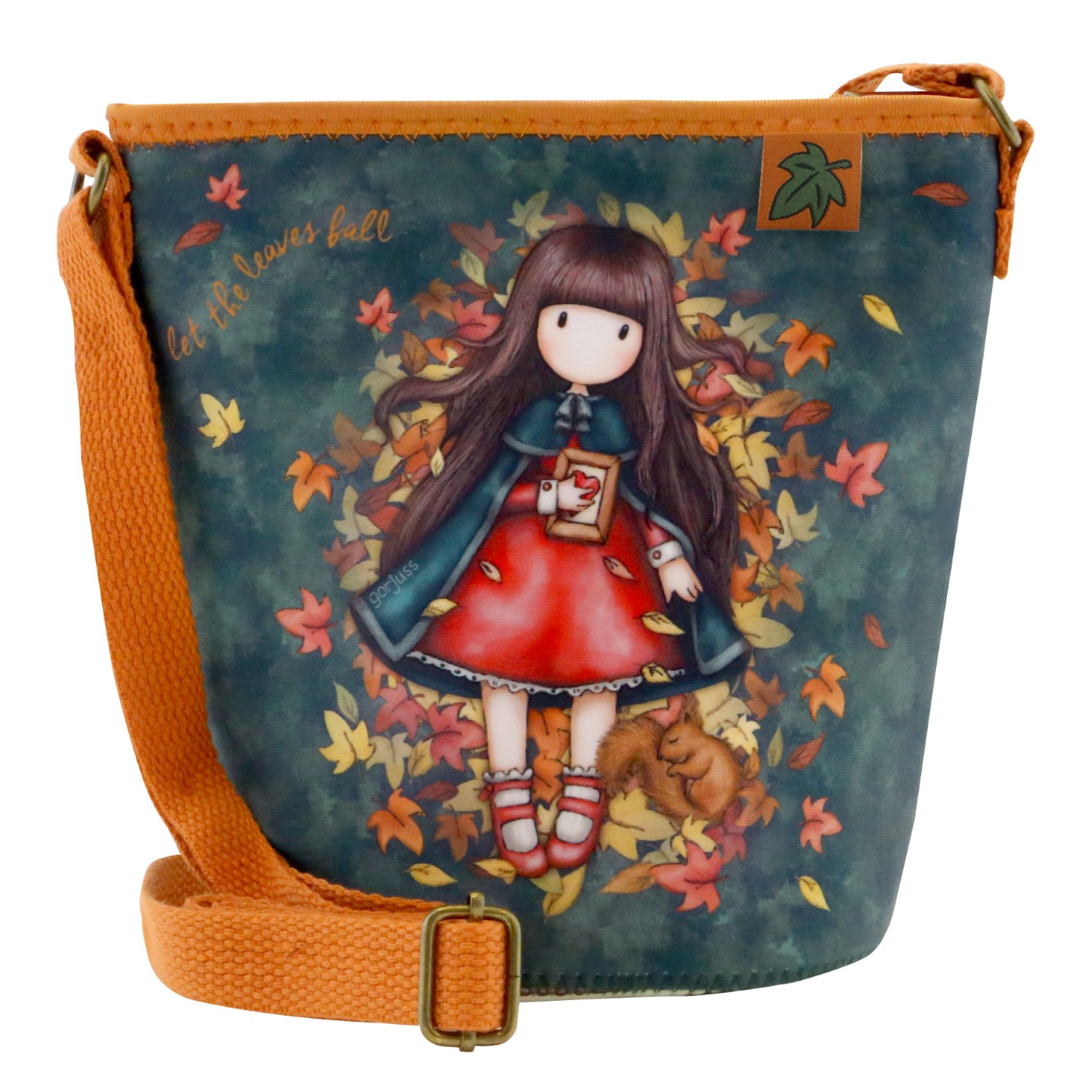 Santoro crossbody torbica Gorjuss Autumn Leaves