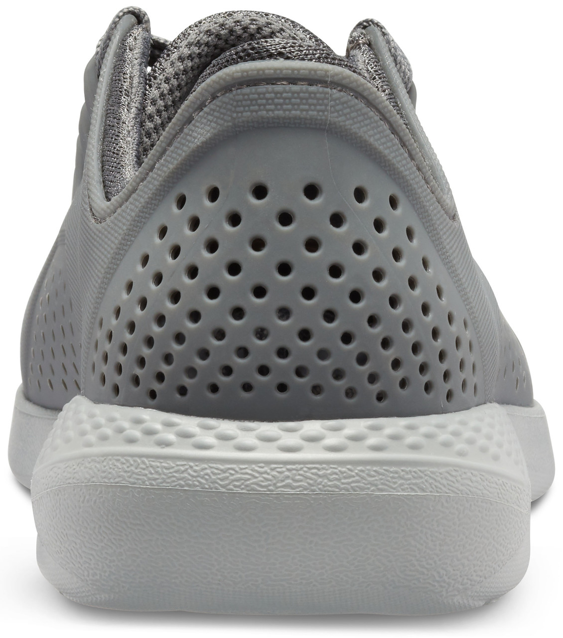 Crocs siva superge LiteRide Pacer Charcoal/Light Grey