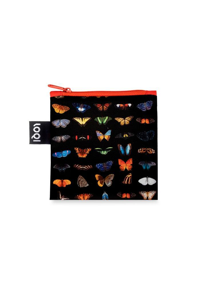 Loqi črna torba National Geographic Butterflies and Moths
