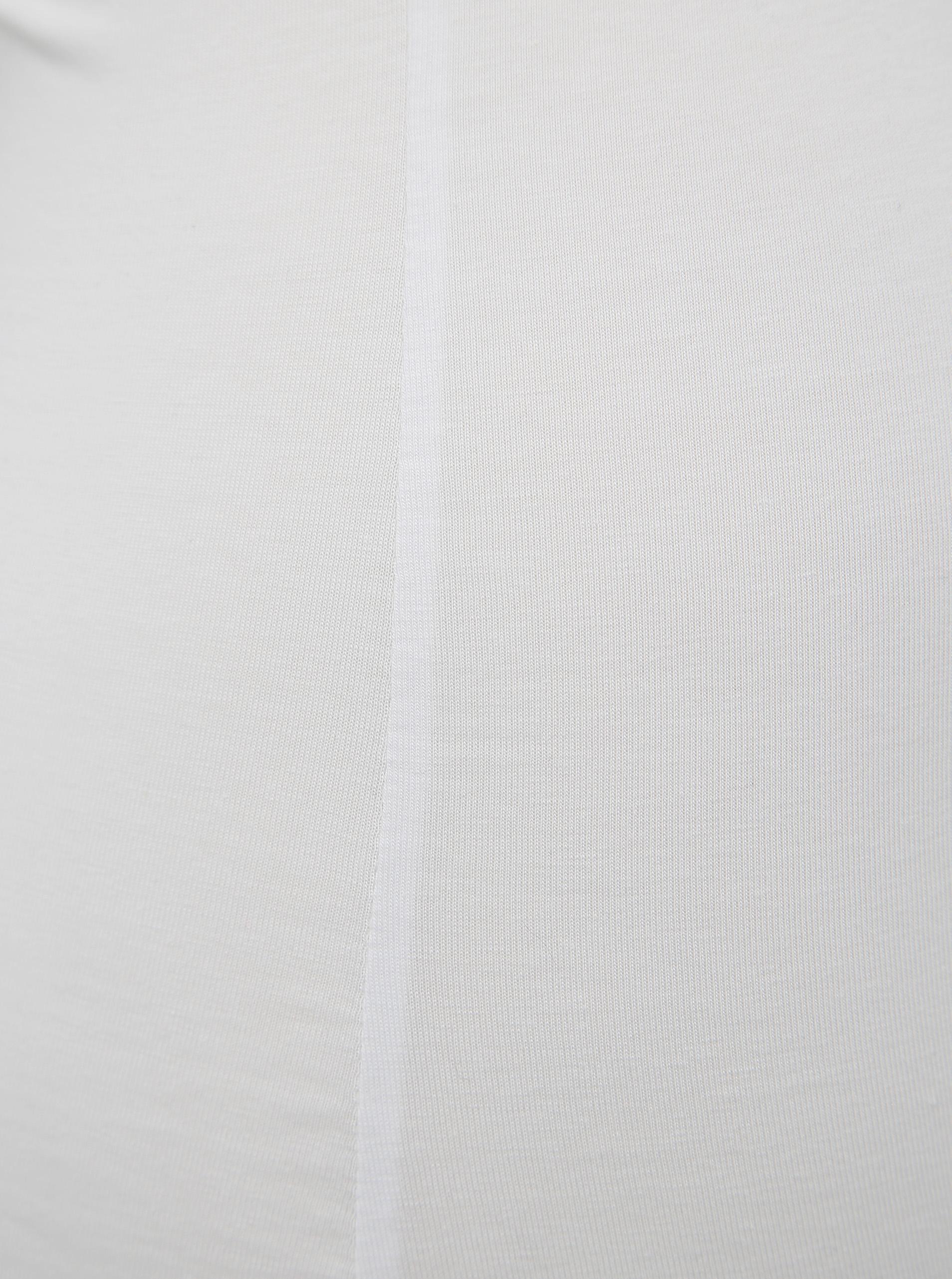 Beli vrh rezervoarja s čipko VERO MODA Inge