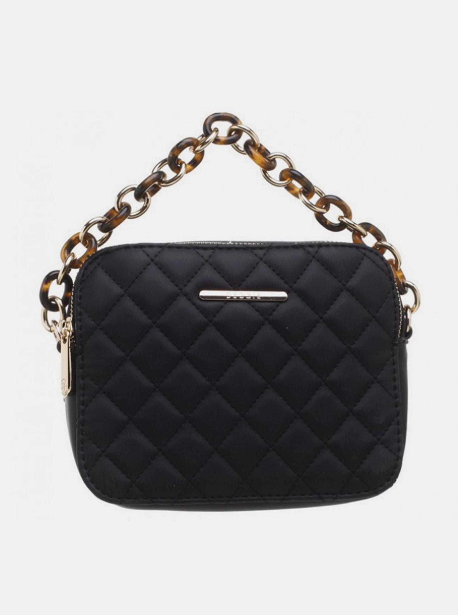 Črna majhna torbica Bessie London