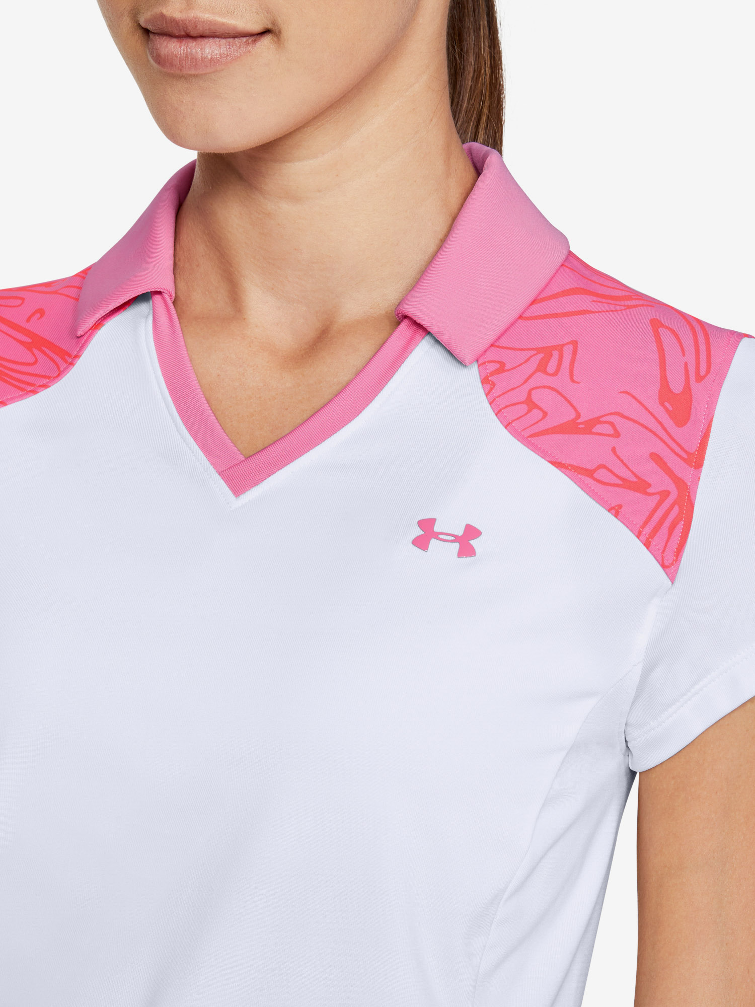 Majica Under Armour Zinger Blocked Polo