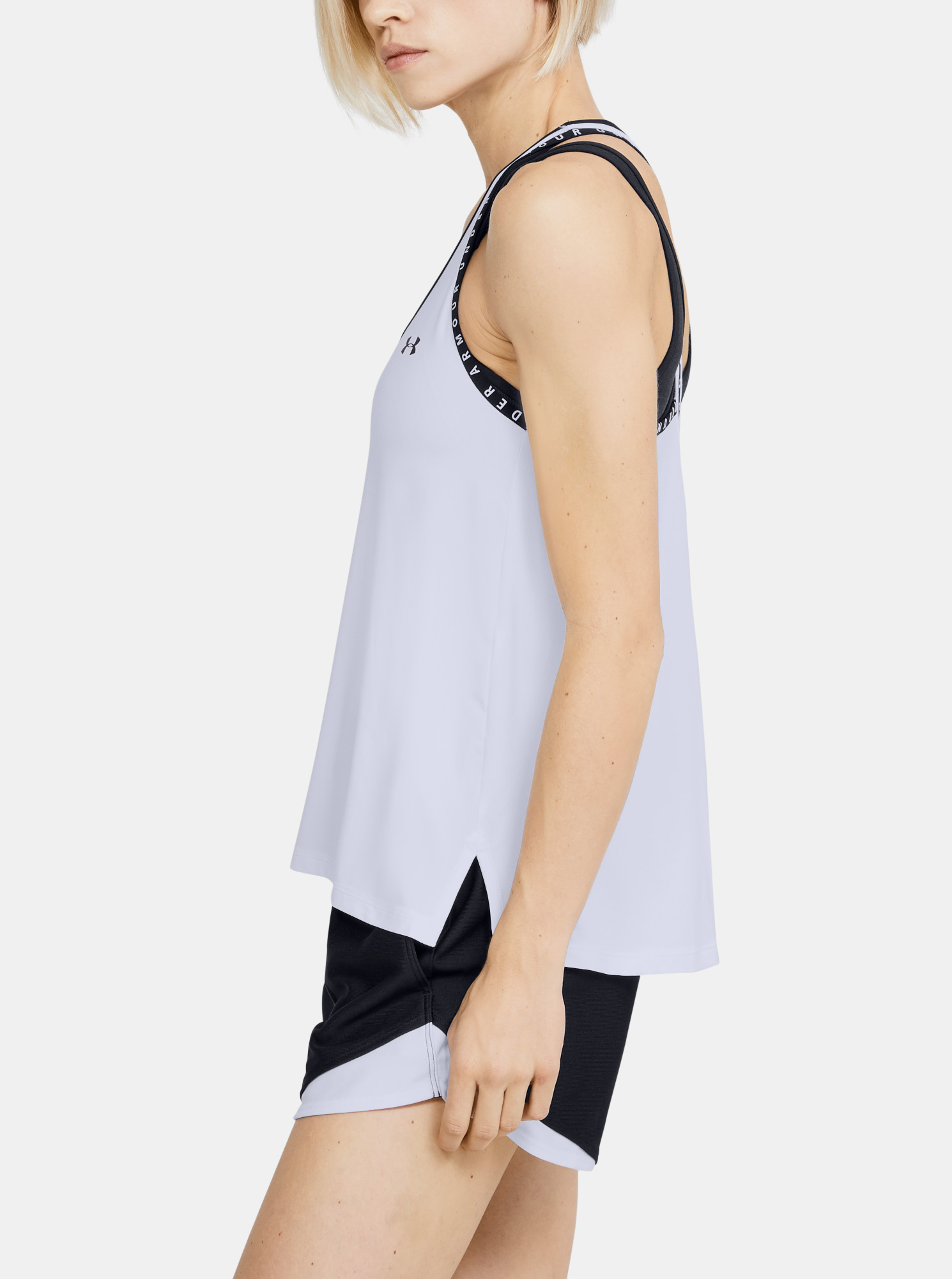 Top Under Armour Knockout Tank