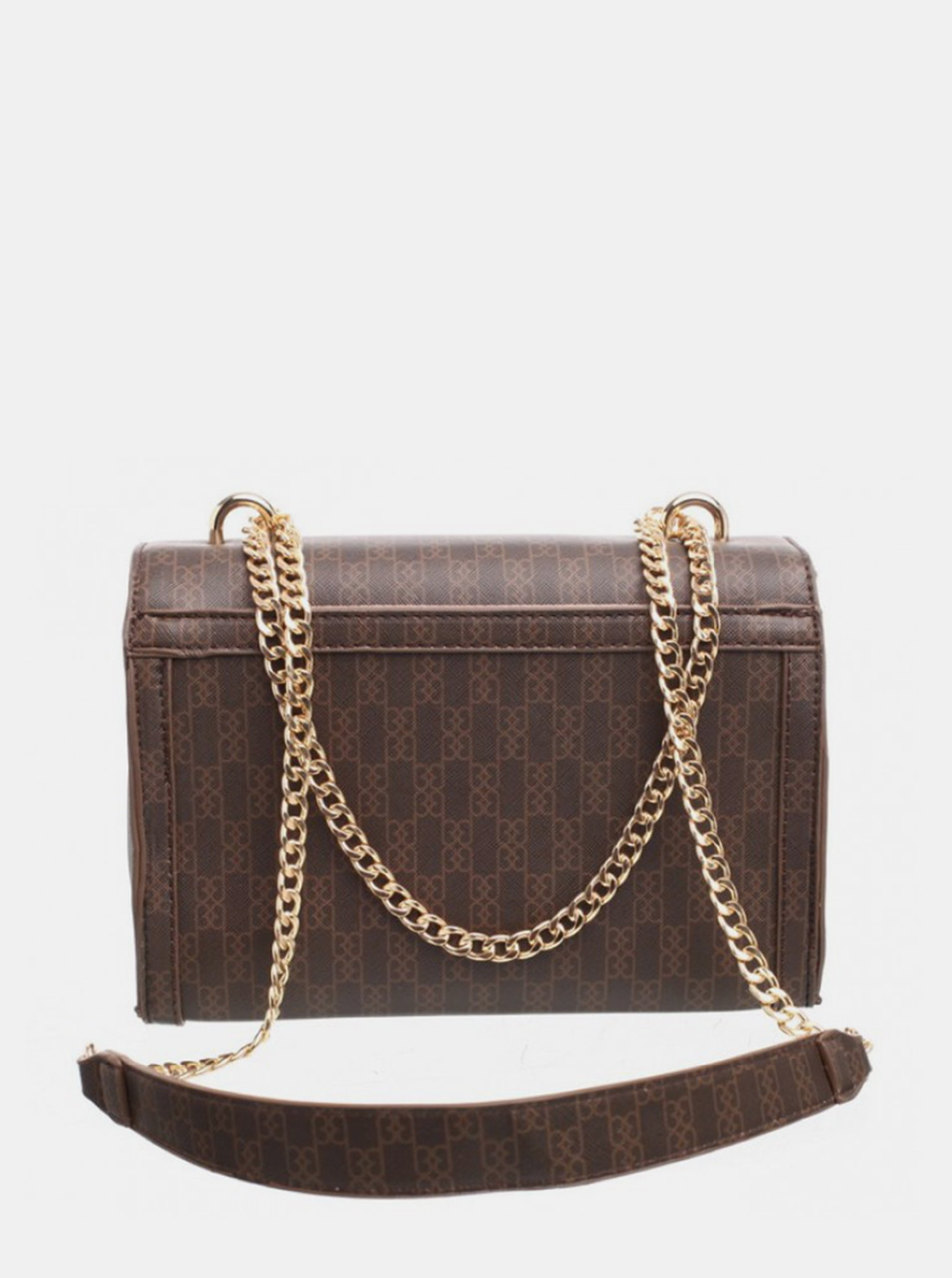 Bessie London bež crossbody torbica