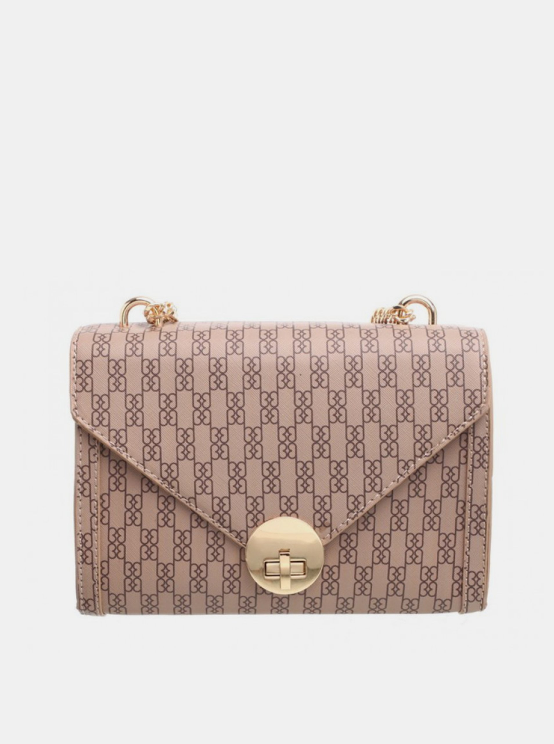 Bessie London rjava crossbody torbica