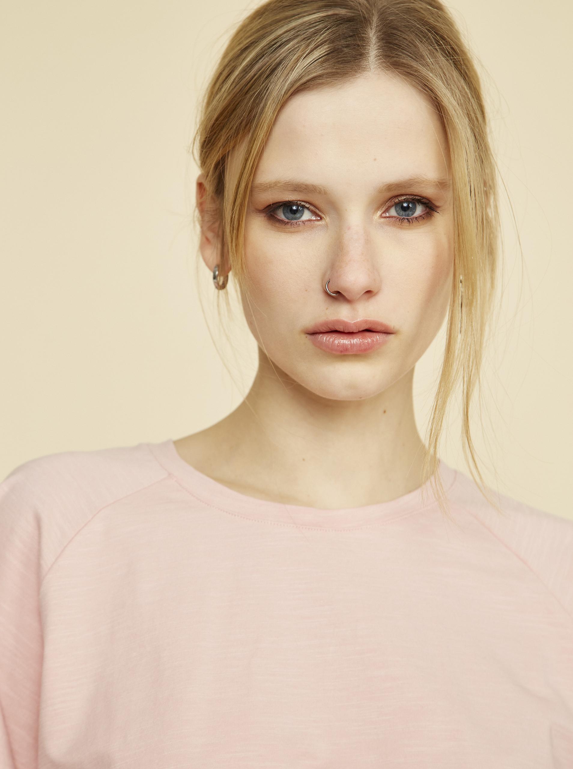 ZOOT roza ženska majica Aurelia