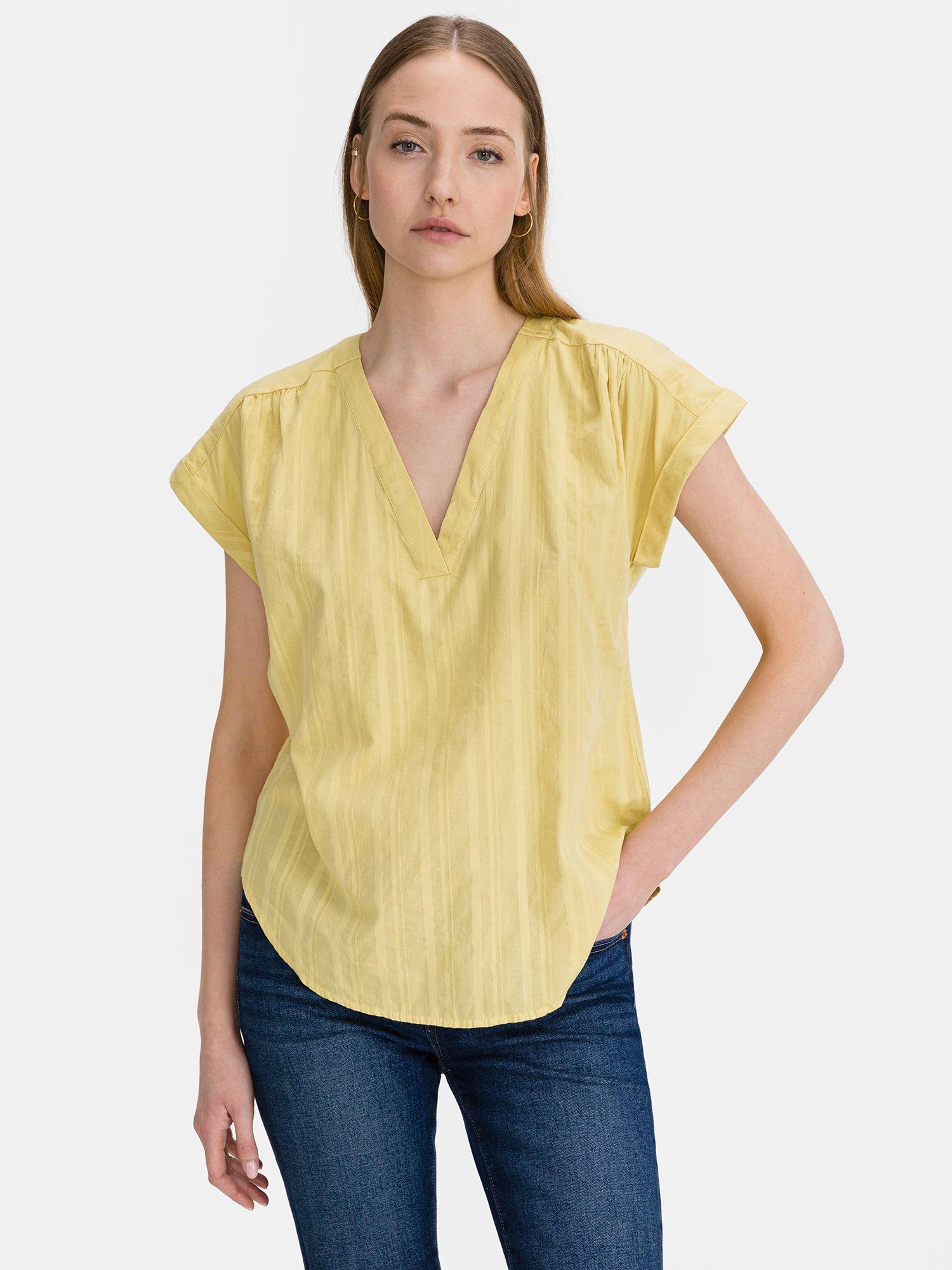 GAP rumena bluza